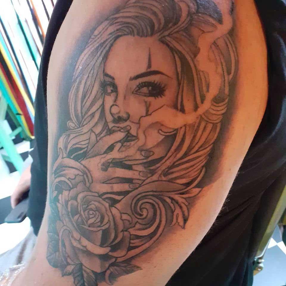 Tattoo Historie